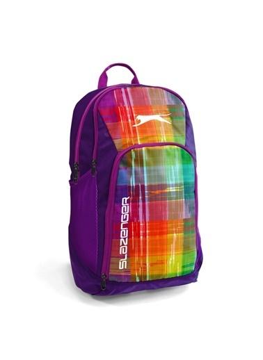 Slazenger Okul Çantası Renkli